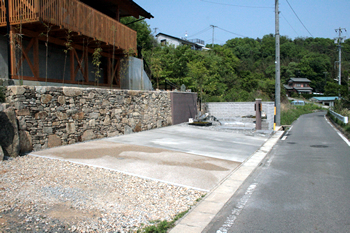 愛知県瀬戸市K様邸 駐車場工事施工実績
