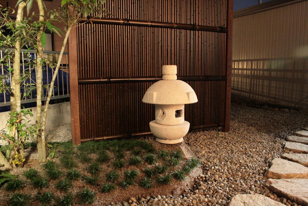 愛知県春日井市 O様邸和風庭園施工例