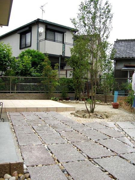愛知県春日井市 A様邸和風庭園施工例
