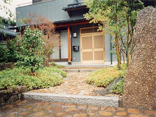 岐阜県多治見市笠原町 H様邸和風庭園施工例