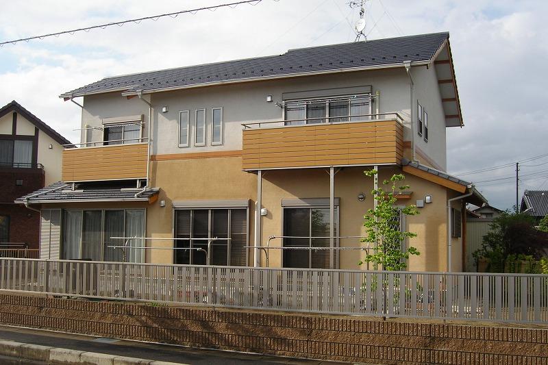 愛知県春日井市 F様邸庭園エクステリア施工例