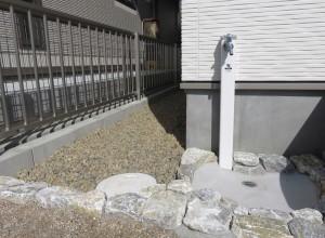 瑞浪市 立水栓 工事