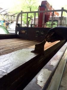 多治見 木材 フェンス