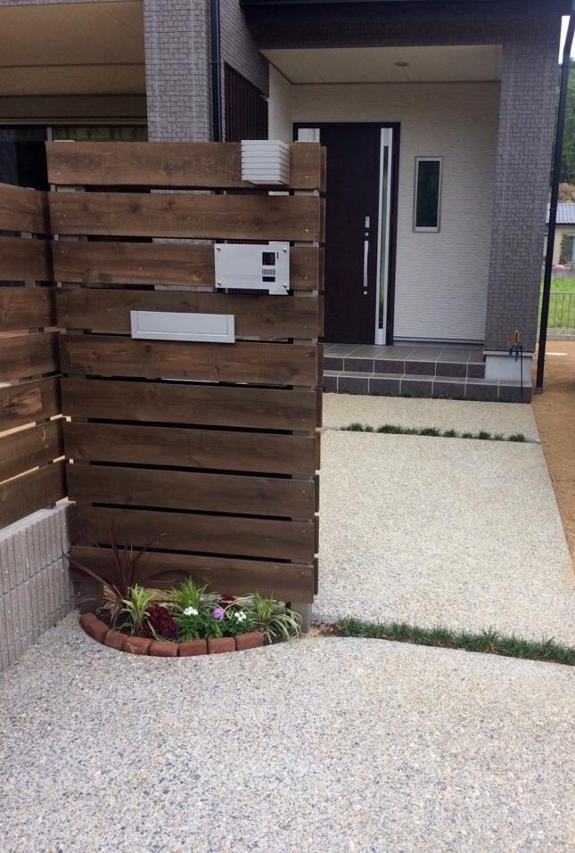 多治見 植栽スペース