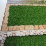 お庭の雑草対策♪【人工芝編】