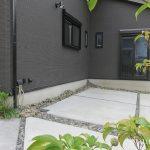 土岐駅前平屋モデル~駐車スペース・ウッドデッキ編~